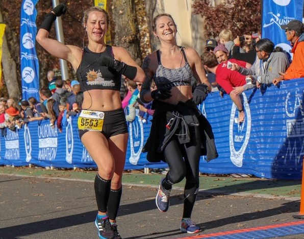 dfb0e54f3 Ashley Rollins ran her dream race at The 2018 California International  Marathon. Ashley ran a time of 3 28 06. Her time was one minute and fifty  four ...